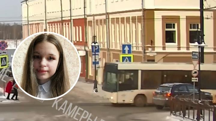 Мама погибшей под колесами автобуса девочки ищет главного свидетеля ДТП