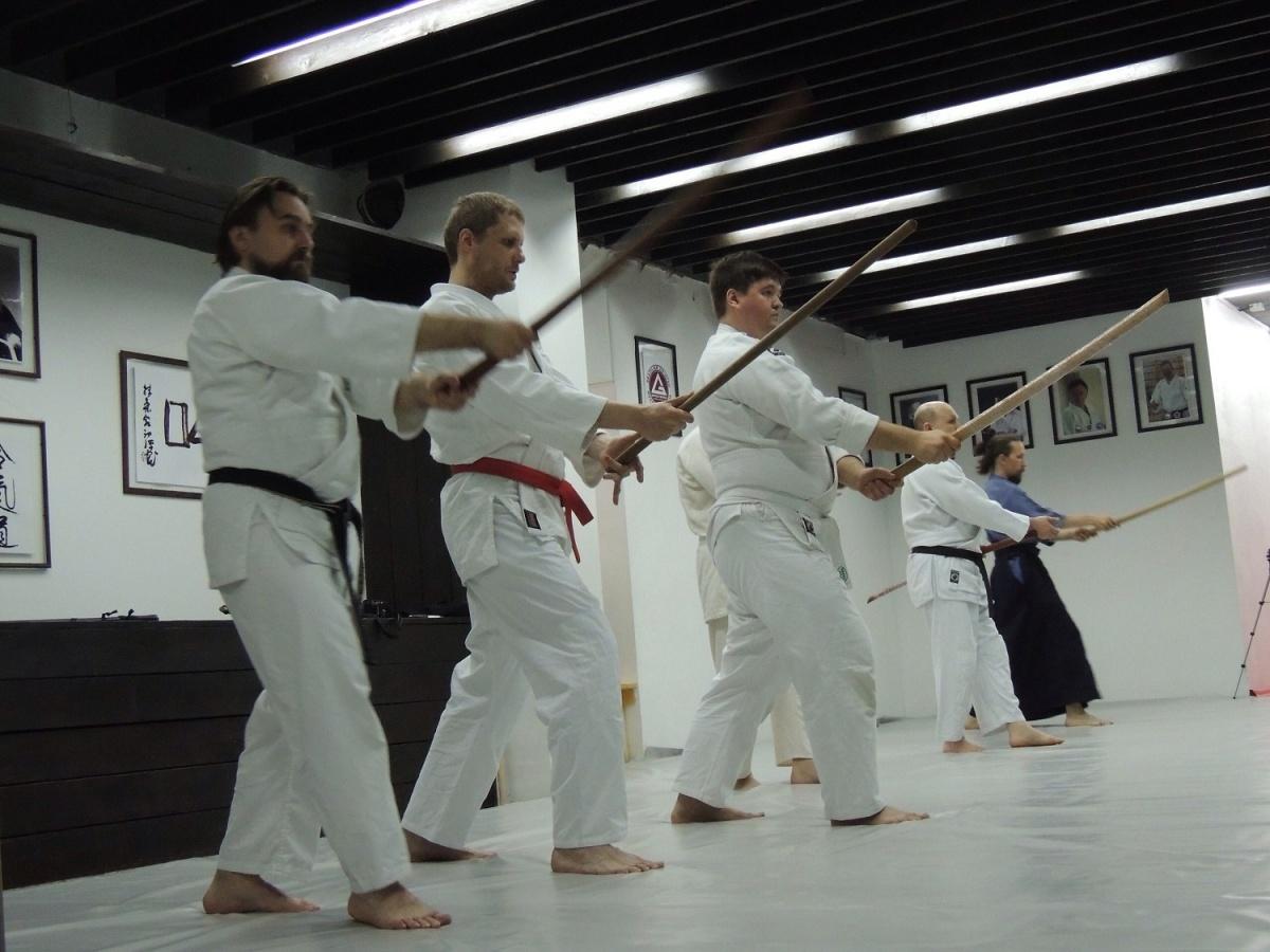 В честь дня рождения клуб боевых искусств «Путь» дарит третий месяц занятий