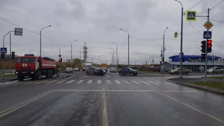 ДТП с пятью пострадавшими на Эрвье устроил водитель Chevrolet с признаками наркотического опьянения