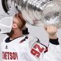 «Перед Кубком губернатора»: Кузнецов рассказал, когда привезёт в Челябинск главный трофей НХЛ