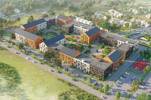 Новая «Среда»: каким будет «голландский» проект тюменского застройщика и английских архитекторов