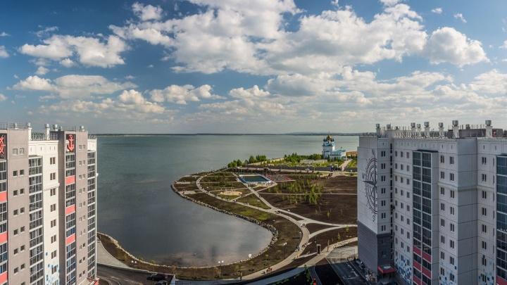 Тихая гавань в большом городе: обзор, после которого захочется переехать в Ленинский район