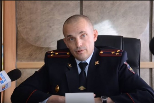 Сергей Проценко возглавил отдел МВД Бердска в сентябре 2015 года