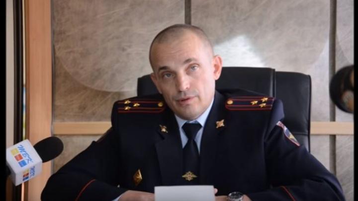 Задержан начальник полиции Бердска Сергей Проценко