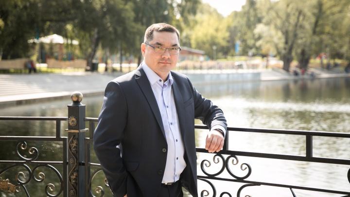 Глава Советского района Уфы переехал в Дом правительства