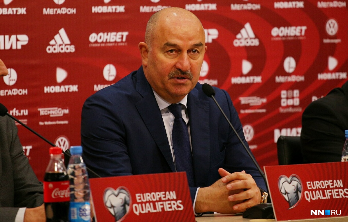 Станислав Черчесов уверен, что в составе ФК «Нижний Новгород» пока нет игроков, которые могли бы помочь сборной России