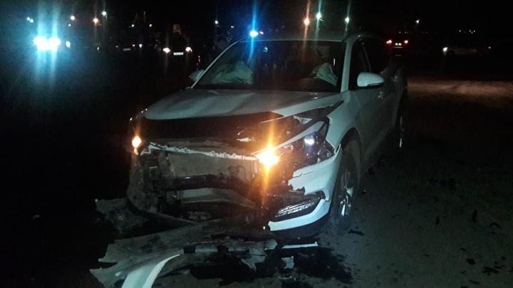 Погибли на месте: в Башкирии двух участников аварии сбил водитель иномарки