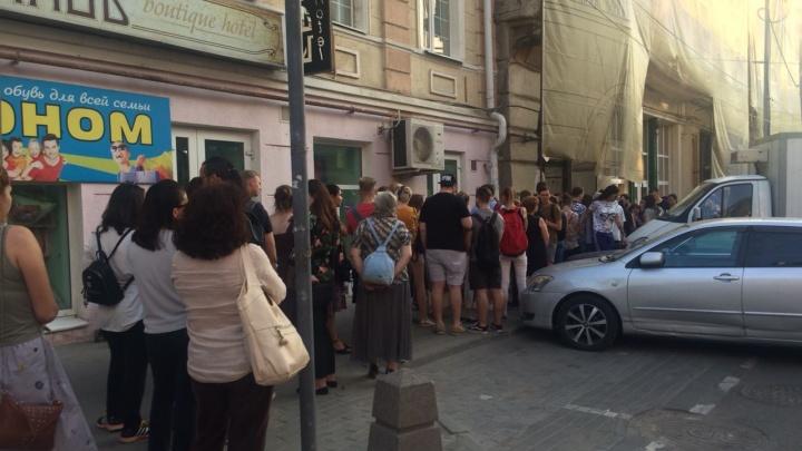 Время срывать баннеры: ростовские общественники продолжают борьбу за дом Кисина