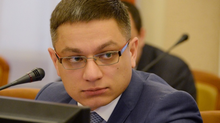Министр экономики Омской области ушёл в отставку