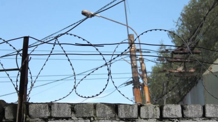 В Ярославской области мужчина хотел перебросить в колонию «запрещёнку» через забор