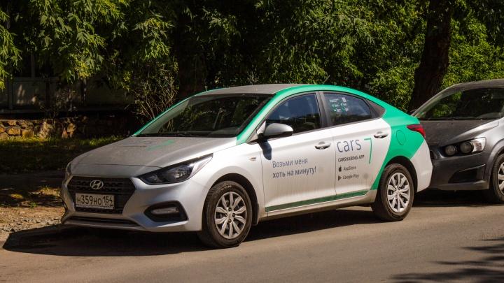 Таксисты вцепились зубами: извозчики не пустили каршеринг в Новосибирск — дорого и долго топать
