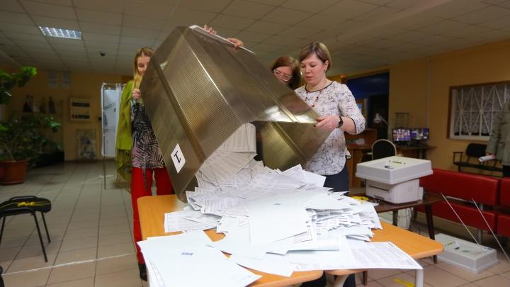 Как Красноярск проголосовал за Путина и где президент набрал меньше всего