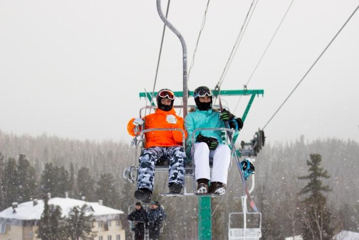 В выходные несколько горнолыжных баз открывает сезон