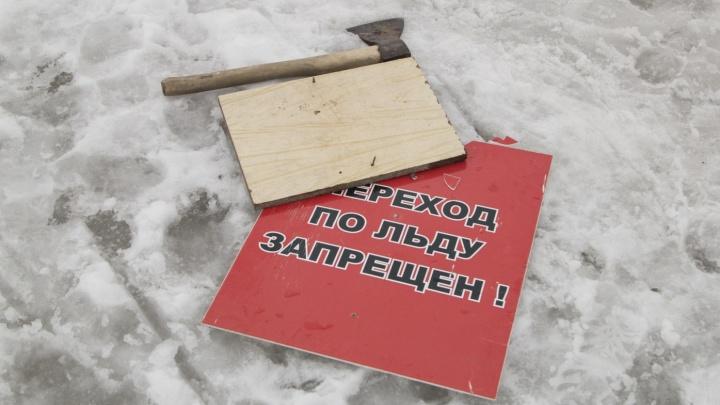 Тепло всё ближе: завтра в Архангельске прекратят работу сразу пять пешеходных переправ