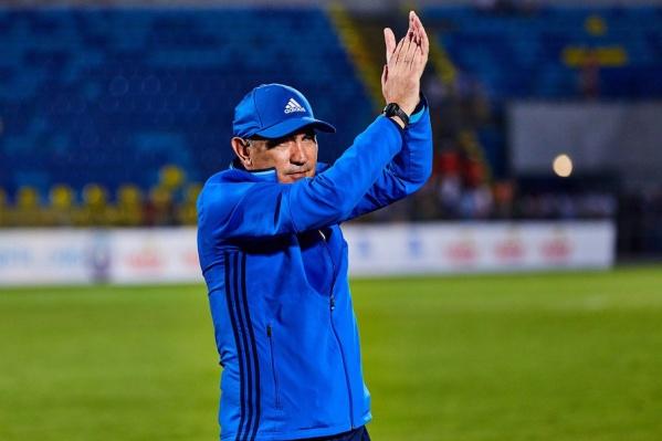 Курбан Бердыев тренировал «Ростов» три года