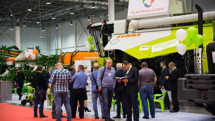 На «Сибирской аграрной неделе» соберутся более 150 компаний из России и зарубежья