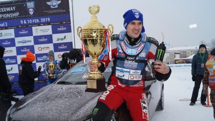 Шадринский гонщик Дмитрий Колтаков стал лидером финала № 2 личного чемпионата мира по спидвею