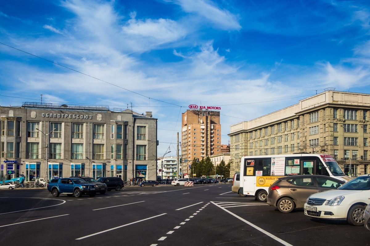 Ремонт Красного проспекта: без стакана никуда