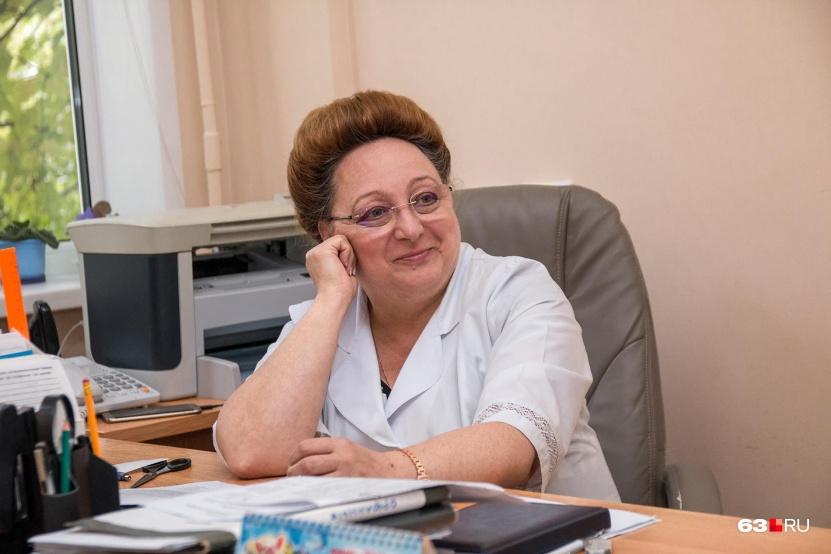 Ольга Владимировна Круглова — заведующая медико-генетической консультацией больницы Середавина, врач высшей категории