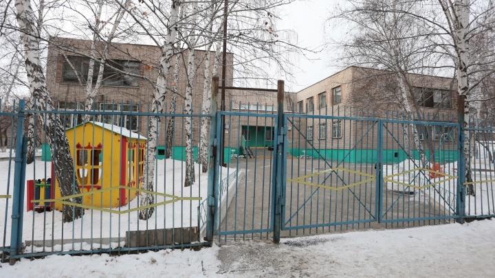 «Пистолет даже не доставал»: участник конфликта в челябинском детсаду написал заявление на охранника