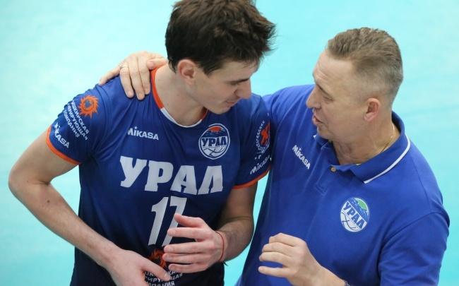 Волейболист из Уфы стал чемпионом Европы