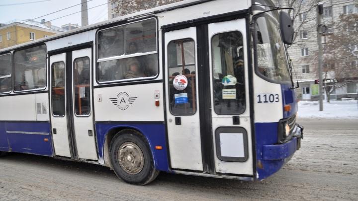 «Неисправны рулевая и тормозная системы»: в Екатеринбурге ГИБДД нашла 218 автобусов с дефектами