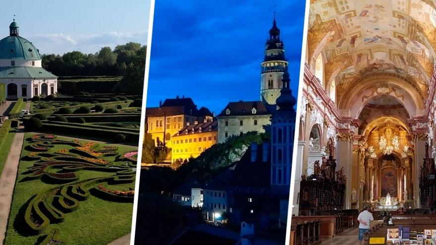 Резиденция Александра III и сады, охраняемые ЮНЕСКО: путешествуем по Южной Чехии и Моравии