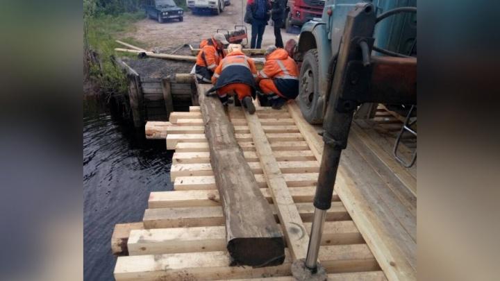 Жители 29-го Лесозавода снова могут ездить в Архангельск