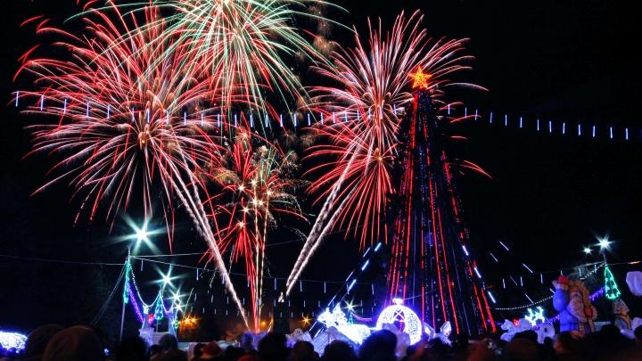 Будет или нет: чиновники решили судьбу новогоднего салюта в Уфе
