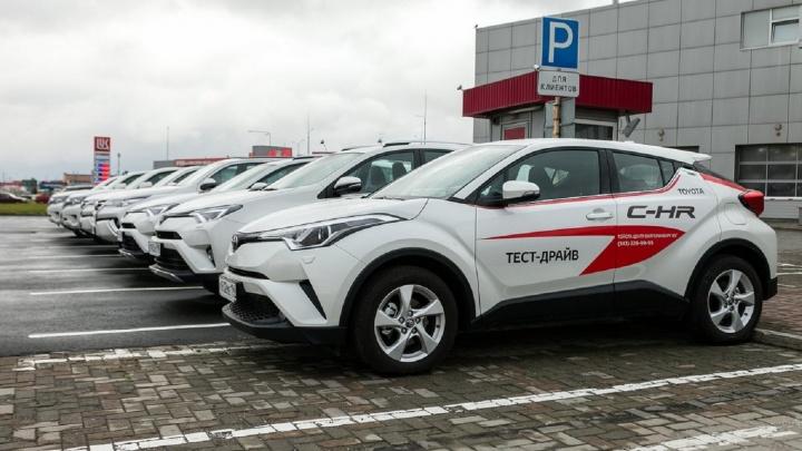 «Клиент всегда на первом месте»: интервью с представителями официального дилера «Тойоты»