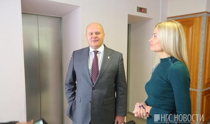 Бывший спасатель назначен новым главой Советского района