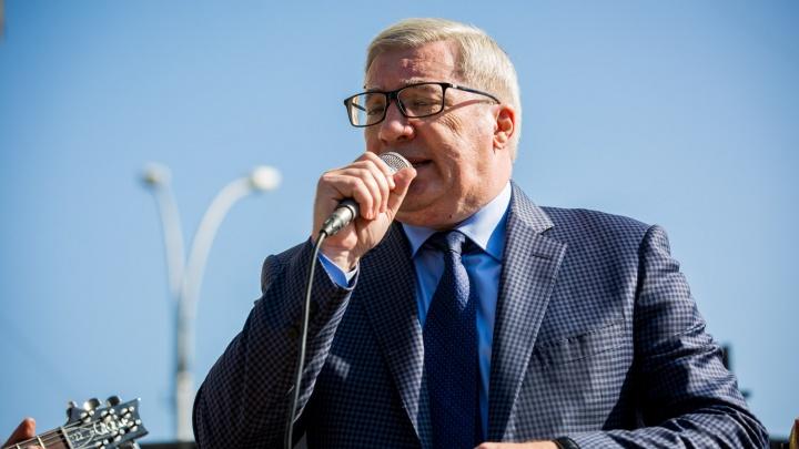 Локоть позвал экс-губернатора Толоконского работать в мэрии Новосибирска