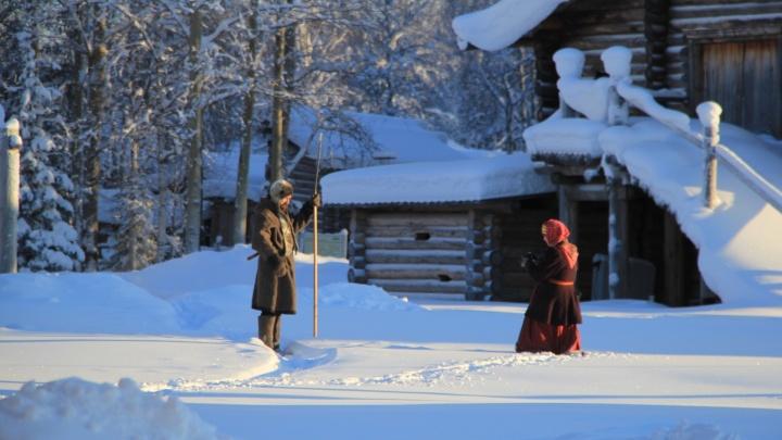 Путешествие в зимнюю сказку: полюбуйтесь, как сейчас волшебно в Малых Корелах