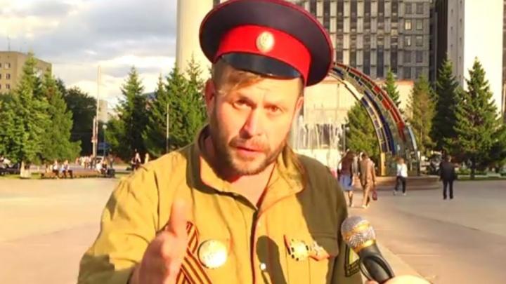 """""""Это порнуха"""": мужчина, который поджёг """"Космос"""", высказывался против """"Матильды"""" на митинге в Тюмени"""