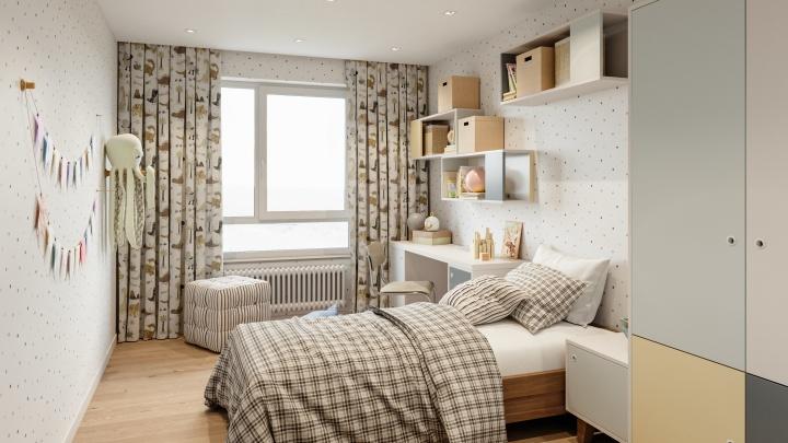 Не компромисс, а счастье: квартиры в квартале «МОЁ» продадут с выгодой до 4%