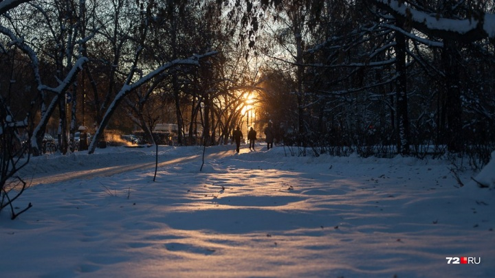 Мерзнуть тюменцам придется недолго: прогноз погоды на неделю