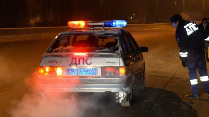 На трассе Екатеринбург - Пермь мужчина, который несколько часов назад купил ГАЗель, попал на ней под фуру