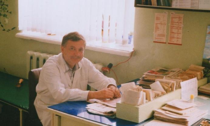 Олег Баскаков— единственный врач-гинеколог в больнице Новой Ляли