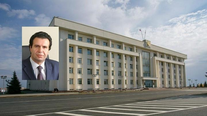 Фархада Самедова назначили полпредом Башкирии при президенте России