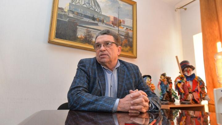 Анатолий Марчевский: «Когда башню снесут, около цирка будет вторая Плотинка»