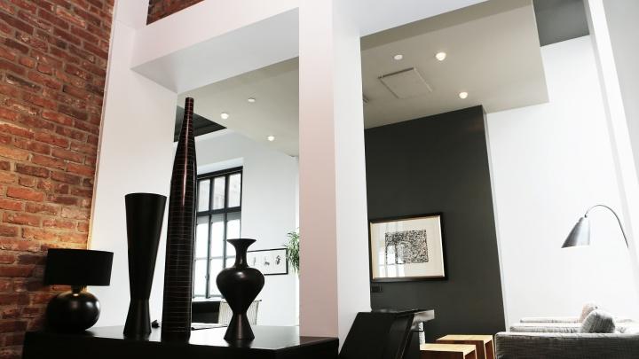 Как обустроить небольшую квартиру в стиле лофт