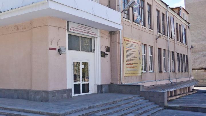 В Ростове отремонтируют детскую школу искусств имени Артамонова