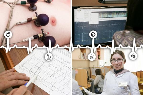 ЭКГ — самое популярное обследование, которое назначается при подозрении на проблемы с сердцем