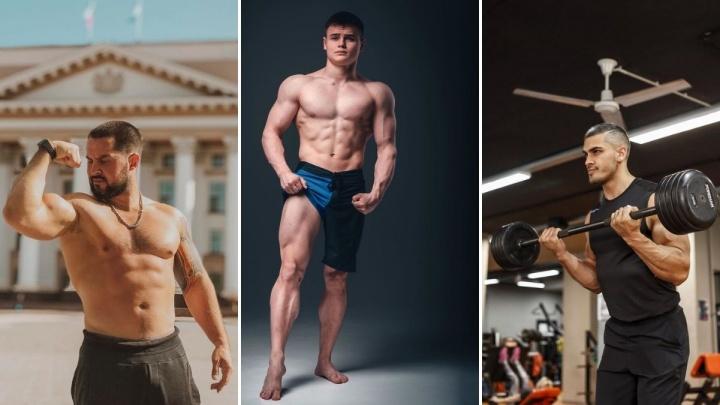 Сильные и красивые: 7 тюменцев со стальными мускулами