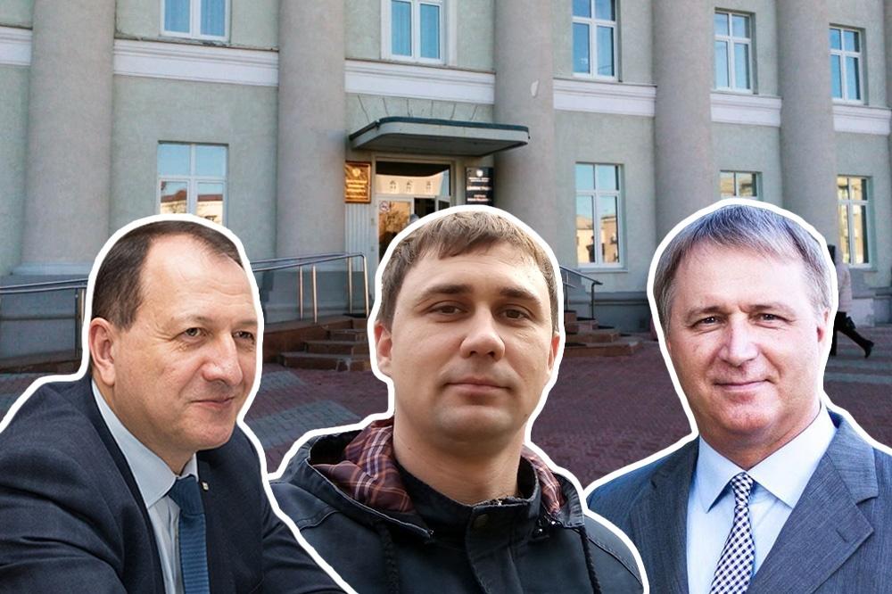 На конкурсе выделились три кандидата: Сергей Марков — неожиданным возвращением, Сергей Советкин и Михаил Абдалкин — протестом