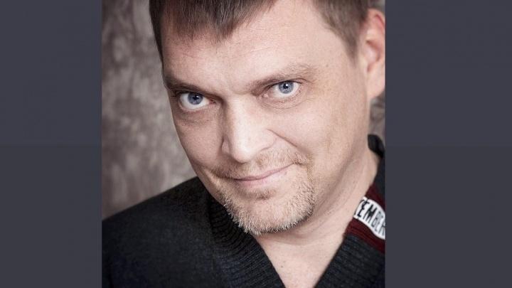 """Арт-директор """"Водолея"""" Павел Кучик умер от рака крови"""