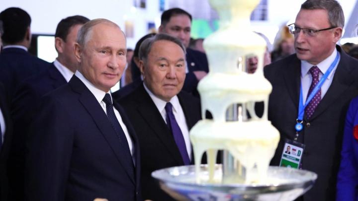 Ужин от губернатора и хоккейный матч: появилась программа межрегионального форума в Омске