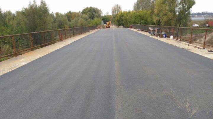 Мост под Уфой открыли до Дня республики