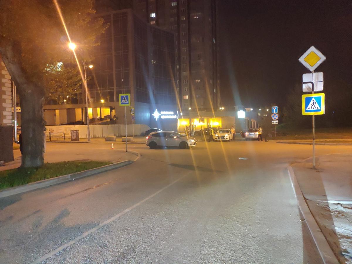 ДТП на Папанина случилось в десять вечера