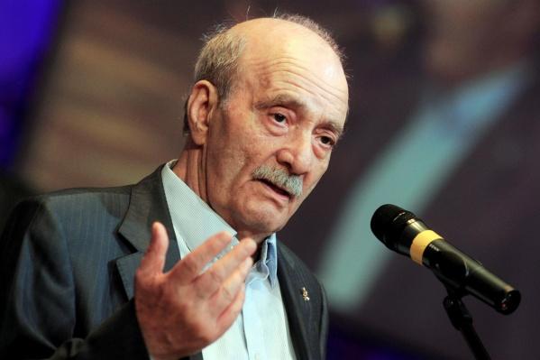 Георгию Данелии было 88 лет
